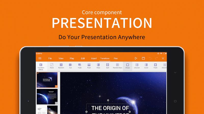 WPS Office - Word, Docs, PDF, Note, Slide & Sheet Screenshot 13