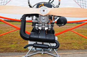 Photo: TARIF TTC : Chariot biplace Fenix Moteur Rotax 503 d'occasion complet pret à voler:   8490 €