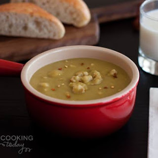 Split Pea Soup With Chicken Sausage Recipes