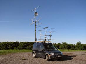 Photo: K8GP / Rover - FN00RG (looking SW) - ARRL June VHF 2014