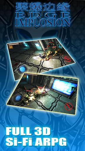Edge Implosion 1.2 screenshots 1