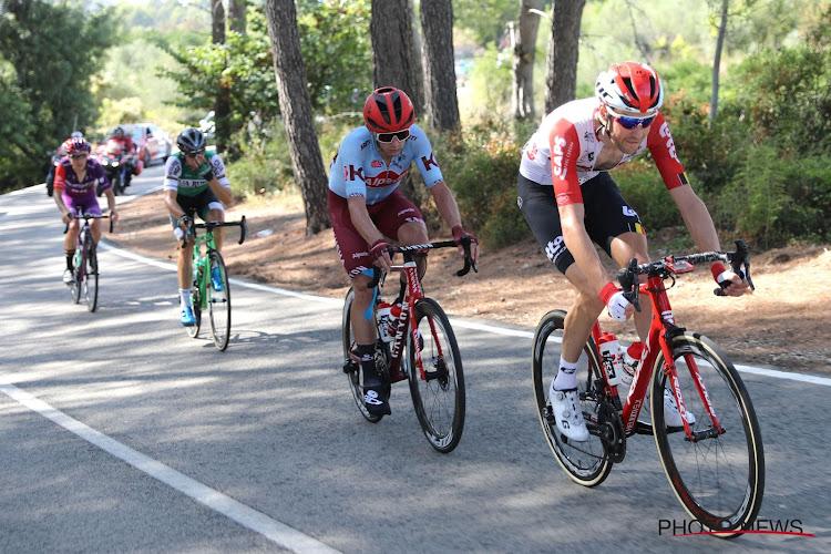Sander Armée luistert naar raad van De Gendt en toont zich als eerste Belg in de Vuelta
