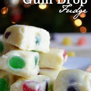 Gum Drop Fudge.