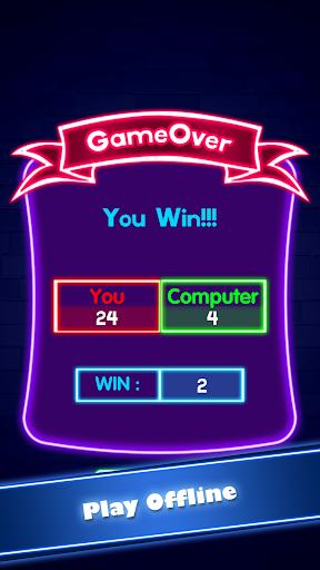 SOS Glow: Offline Multiplayer Board screenshot 4