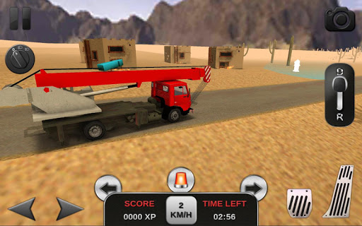 Firefighter Simulator 3D screenshot 4