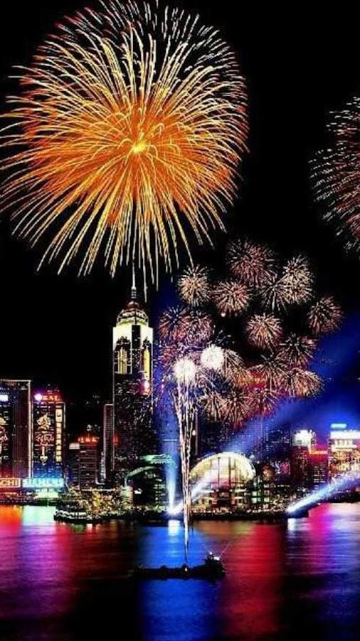 firework live wallpaper app