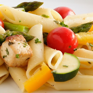 A to Z Pasta Salad.