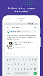 Sprout Social Mod Apk- Social Media 3