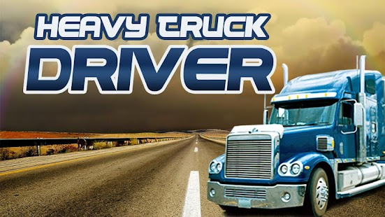 Heavy Truck Driver screenshot