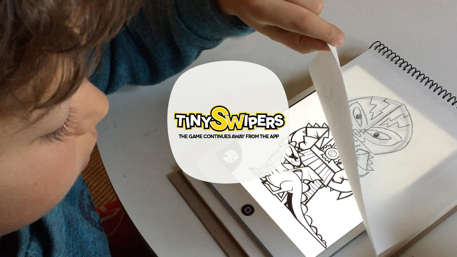 Tiny Swipers- screenshot