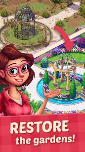 Lily's Garden MOD (Free Shopping) 1