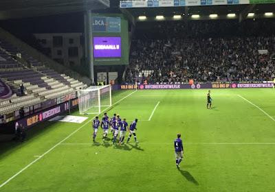 Jorn Vancamp (19) deed vrijdag wat hij bij Anderlecht en de nationale jeugd liet zien