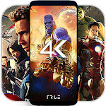 4K Superheroes Wallpapers - Live Wallpaper Changer 1.5.1