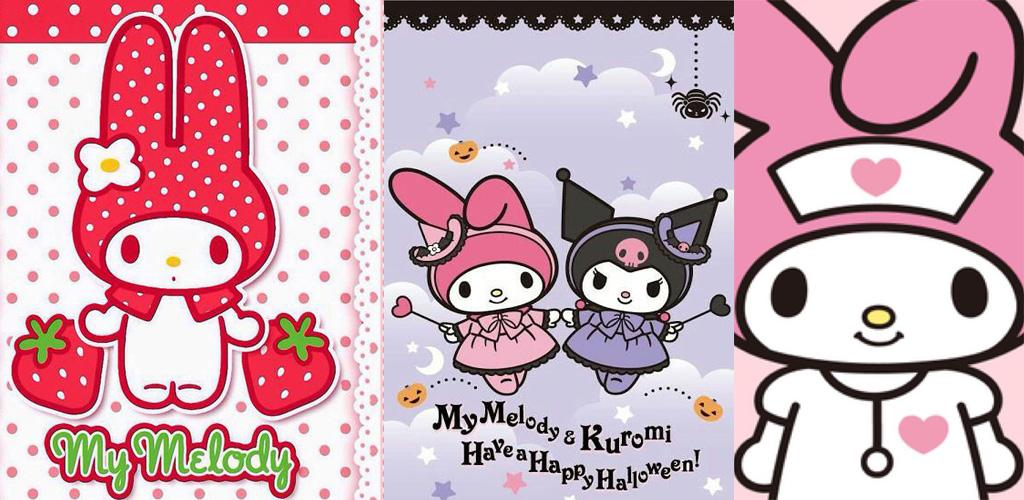 Cute Melo Wallpapers 1 0 Apk Download - com mymelody
