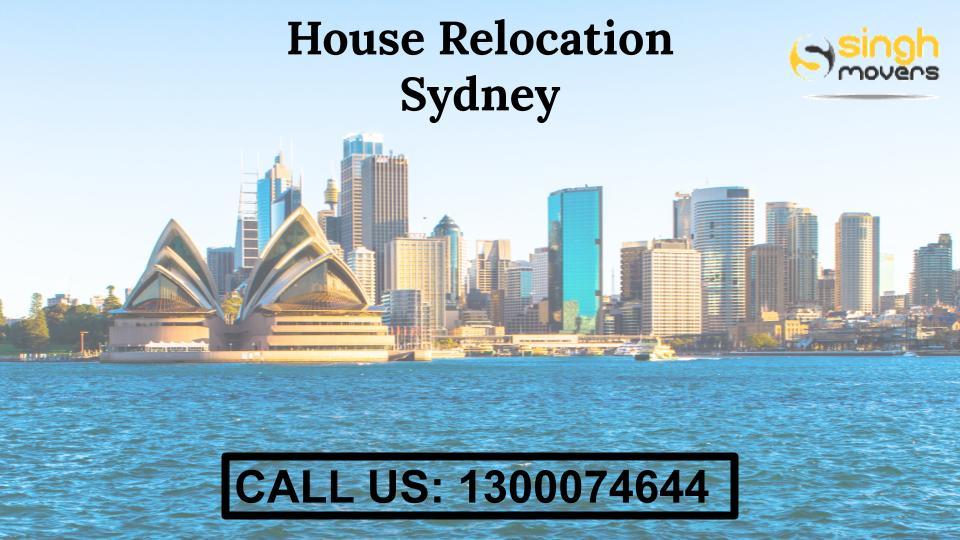 house relocation Sydney