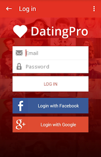 Dating Pro Native 2017- screenshot thumbnail