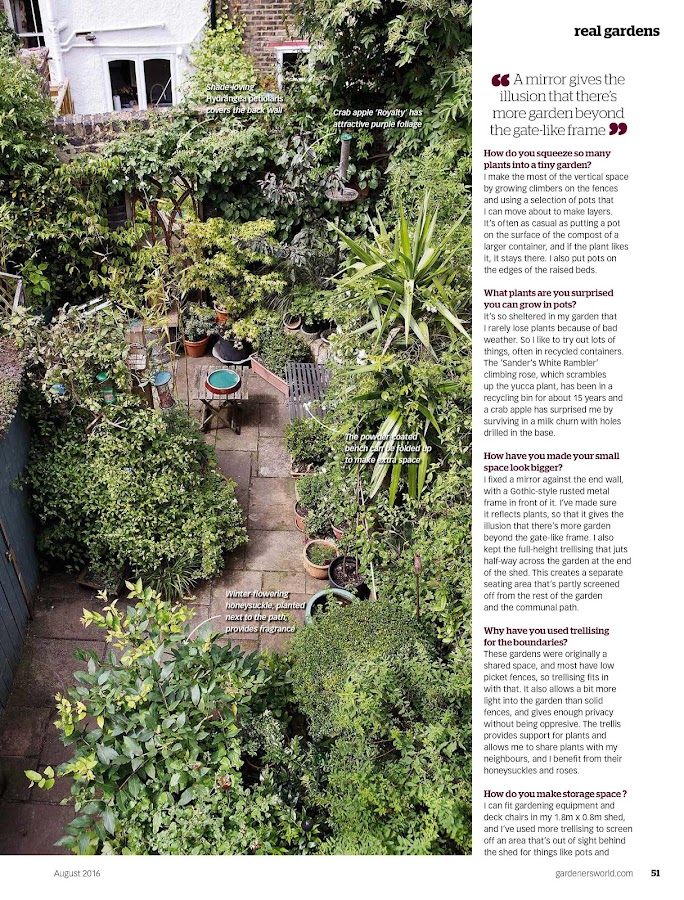 Gardeners' World Magazine- screenshot