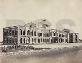Photo: Presidency college.