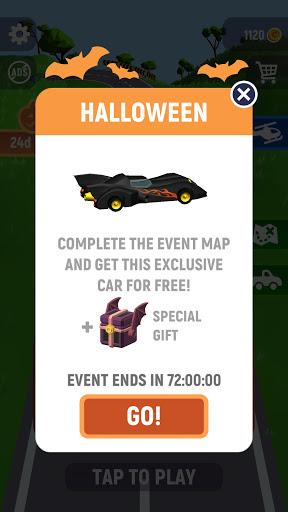 Crash Delivery! Destruction & smashing flying car! apktreat screenshots 2