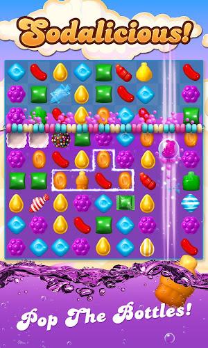 Candy Crush Soda Saga Android App Screenshot
