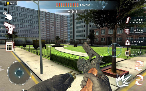 Rules of Sniper: Unknown War Hero 1.0 screenshots 14