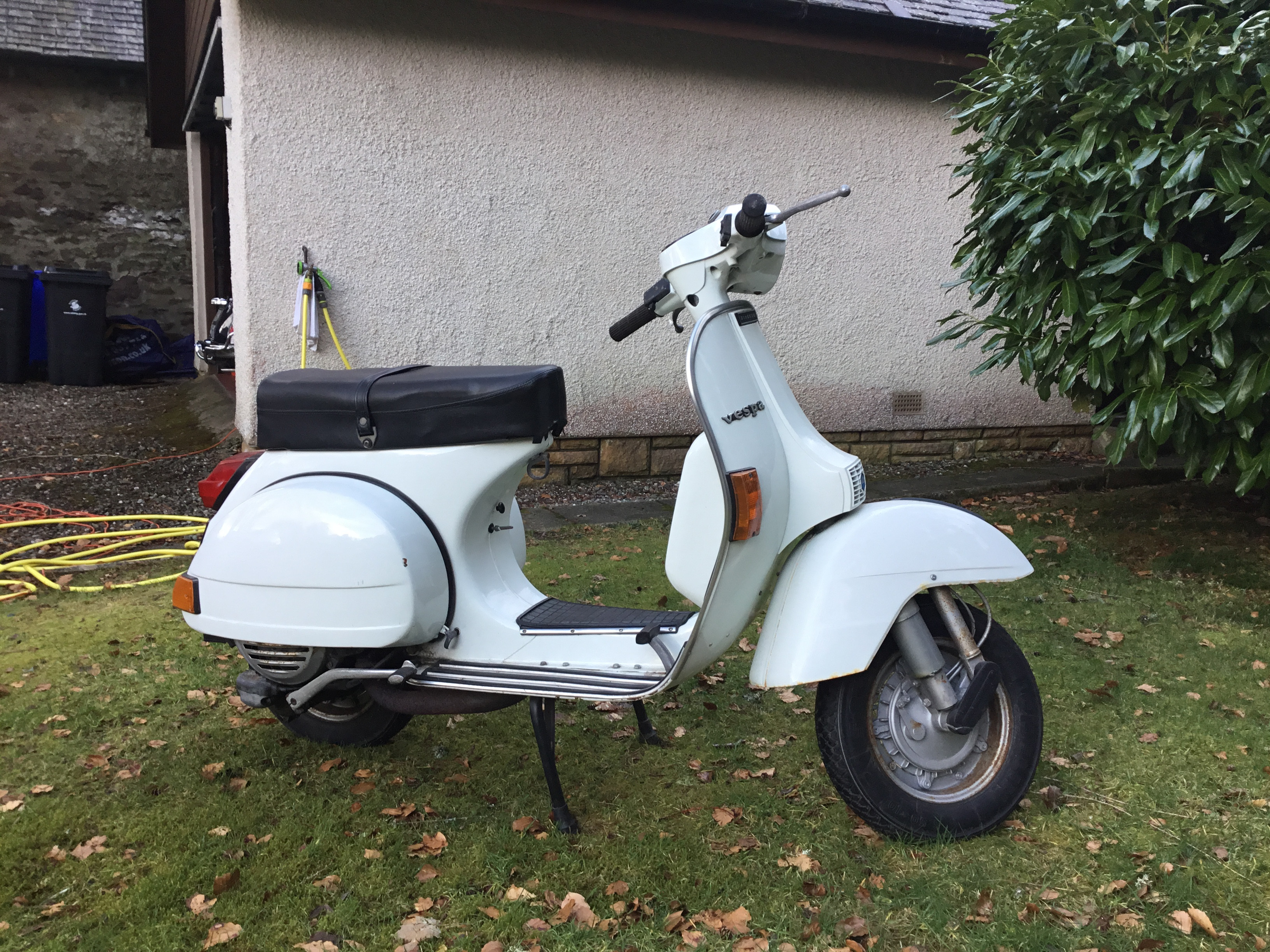 Piaggio Vespa Hire Callander,stirlingshire