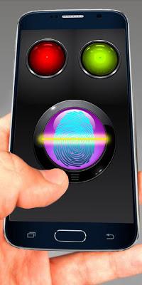 Lie Detector Simulator - screenshot