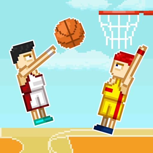 Funny Basketball - 2 Player (game)