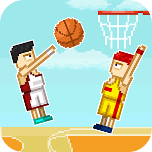 Funny Basketball – 2 Player for PC and MAC
