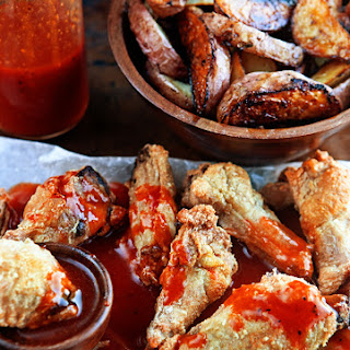 How to Bake Chicken Wings Recipe