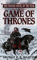 A Game of Thrones 1997 Cover