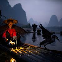 Cina fisherman di