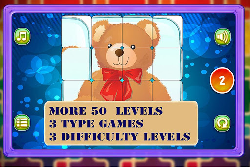 Baby Puzzle Challenge Gold
