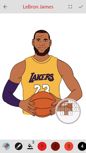 Pixel Art Basketball Sandbox 3D 1.11 screenshots 2