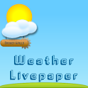 Weather Livepaper Lite icon