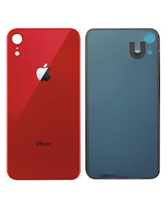 iPhone XR Back Glass Red