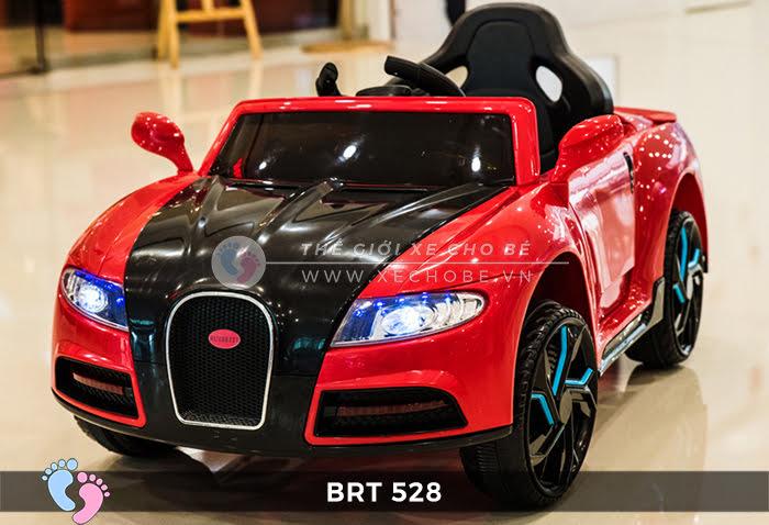 Xe hơi điện cho bé RBT-528 8