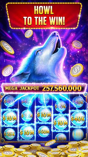 Vegas Downtown Slots - Slot Machines & Word Games Screenshot