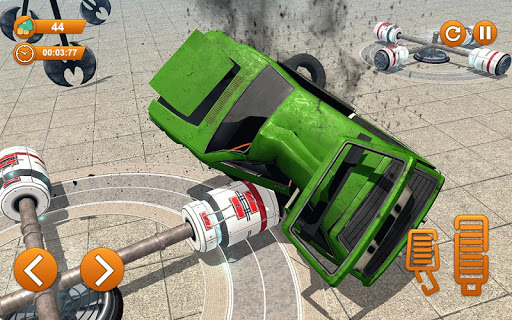 Car Crash Simulator: Beam Drive Accidents 1.4 screenshots 1