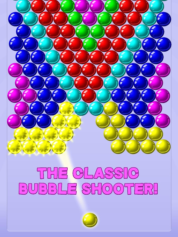 Bubble Shooter Offline Spielen