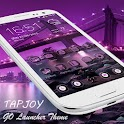 Pink Tapjoy Go Launcher Theme icon