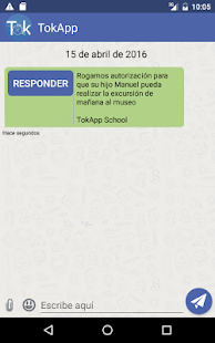 iEduca TokApp- screenshot thumbnail