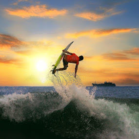 Anti Gravity by Alit  Apriyana - Sports & Fitness Surfing