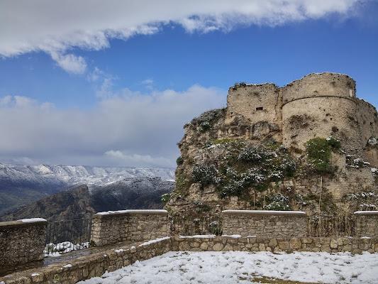 Castello normanno di Gerace di gabriele_cortale