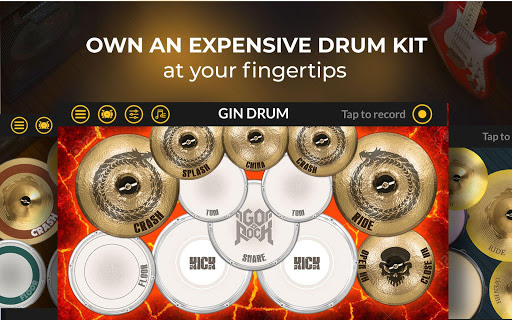 Drums Pro 2020 - The Complete Simulator Drum Kit 2.2.2 screenshots 14
