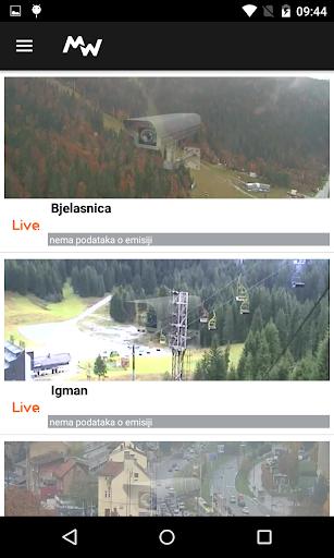 Moja webTV  screenshots 6