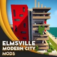 Elmsville - city maps for minecraft pe 2 4 4 1 latest apk