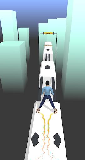 Sky Roller Skating - Rolling Balls  screenshots 3