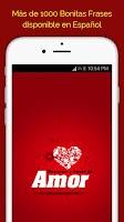Screenshot of Frases de amor Para Whatsapp