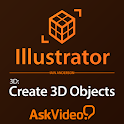 3D Course For Illustrator icon